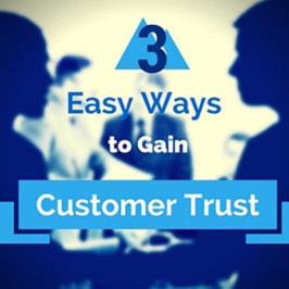 Web Designers: How to Gain Customer Trust?